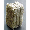 7IN. NATURAL STRAW BALE (12/CS) PARTY SUPPLIES