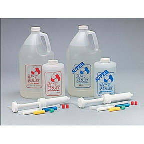 Click for larger picture of GALLON OF SUPER HI-FLOAT FOR LATEX PARTY SUPPLIES