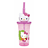 HELLO KITTY BUDDY SIP TUMBLER W/LID PARTY SUPPLIES
