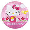 HELLO KITTY SOUVENIR PLATE PARTY SUPPLIES