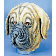 Click for larger picture of DOG MASK PARTY SUPPLIES