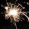 GOLD SPARKLER #36 (144/CASE) PARTY SUPPLIES