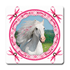 HEART MY HORSE COASTER PARTY SUPPLIES