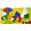 BEACH BALL MULTI COLOR (16 IN.) PARTY SUPPLIES