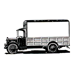 TRANSPORTATION RUBBER STAMPS