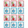 JINGLE BALLS COASTERS PARTY SUPPLIES