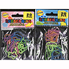 SILLY SHAPE RUBBER BAND RINGS 20/PK PARTY SUPPLIES