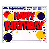 HAPPY BDAY SIGN PARTY SUPPLIES