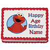 DISCONTINUED SESAME STREET ELMO EDIBLE PARTY SUPPLIES