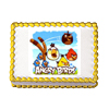 DISCONTINUED ANGRY BIRDS EDIBLE IMAGE PARTY SUPPLIES
