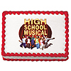 HIGH SCHOOL MUSICAL FRIENDS EDIBLE ART PARTY SUPPLIES