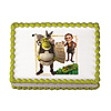 SHREK FOREVER EDIBLE ICING ART PARTY SUPPLIES