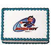 ASTRO BOY EDIBLE ICING ART PARTY SUPPLIES