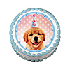 PARTY PUPPY EDIBLE ICING ART PARTY SUPPLIES