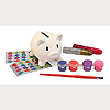 DECORATE YOUR OWN PIGGY BANK PARTY SUPPLIES