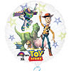 26IN. TOY STORY SEE-THRU MYL BLN (5/CS) PARTY SUPPLIES