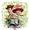18IN. TOY STORY FELIZ CUMPLEANOS (5/CS) PARTY SUPPLIES
