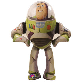 BUZZ LIGHTYEAR AIRWALKER MYL BLN (EACH) PARTY SUPPLIES
