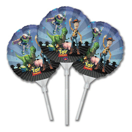 9 IN. TOY STORY GANG EZ FILL 3CT (5/CS) PARTY SUPPLIES