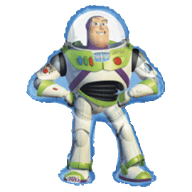 35 IN. BUZZ FULL BODY (5/CS) PARTY SUPPLIES
