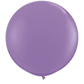 36IN. SPRING LILAC BALLOON LTX (2CT/PKG) PARTY SUPPLIES