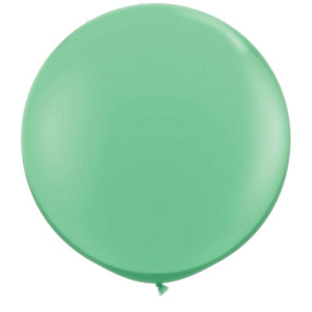 36IN. WINTERGREEN BALLOON LATEX(2CT/PKG) PARTY SUPPLIES
