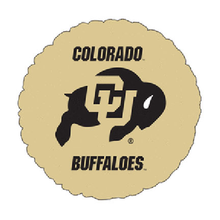 18IN. U OF COLORADO MYLAR BALLOON (5/CS) PARTY SUPPLIES