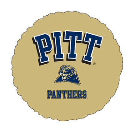 18IN. UNIV OF PITTSBURGH MYL BLN (5/CS) PARTY SUPPLIES