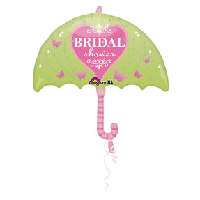 bridal shower umbrella mylr 5cs party supplies