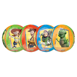 16 IN. TOY STORY ORBZ (5/CS) PARTY SUPPLIES