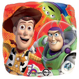 18 IN. TOY STORY GANG (5/CS) PARTY SUPPLIES