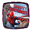 SPIDERMAN BIRTHDAY FOIL BALLOON 18 INCH PARTY SUPPLIES