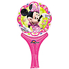 MINNIE INFLATE-A-FUN MYLAR BALLOON PARTY SUPPLIES