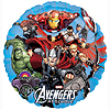 AVENGERS GROUP MYLAR BALLOON PARTY SUPPLIES