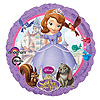 SOFIA THE 1ST MYLAR BALLOON PARTY SUPPLIES
