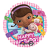 DOC MCSTUFFINS BDAY MYLAR BALLOON PARTY SUPPLIES