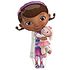 DOC MCSTUFFINS JUMBO MYLAR BALLOON PARTY SUPPLIES