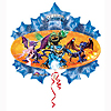 SKYLANDERS JUMBO MYLAR BALLOON PARTY SUPPLIES