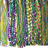 MARDI GRAS BEAD ASSORTMENT 100/PKG PARTY SUPPLIES
