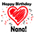 BIRTHDAY LOVE - NANA