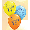 PHINEAS & FERB LATEX BALLOONS 6CT. PARTY SUPPLIES