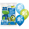 DISCONTINUED MONSTERS U LATEX BALLOONS PARTY SUPPLIES