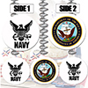 US NAVY COMBO DANGLER PARTY SUPPLIES