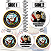 NAVY CUSTOM PHOTO DANGLER PARTY SUPPLIES