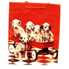 DISCONTINUED DALMATION /WAGON LRG BAG PARTY SUPPLIES