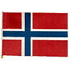 NORWAY HANDHELD FLAG (4X6 IN.) PARTY SUPPLIES
