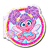 DISCONTINUED ABBY CADABBY NOTE PAD FVR PARTY SUPPLIES