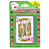 CASINO PLAYING CARDS VEGAS STYLE PARTY SUPPLIES