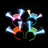 NEW YEAR LED LIGHT UP TIARA HEADBAND  PARTY SUPPLIES