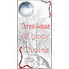 PERSONALIZED MISTY MOON DOOR BANNER PARTY SUPPLIES